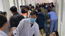 60 trẻ trường mầm non nhập viện cấp cứu nghi ngộ độc thực phẩm