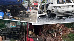 Nữ tài xế gây tai nạn liên hoàn và những vụ tai nạn thảm khốc năm 2019