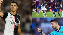 """5 """"cỗ máy ghi bàn"""" đáng sợ nhất thập kỷ: Cristiano Ronaldo về thứ 2"""