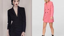 10 kiểu blazer dress giúp nàng sang chảnh từ văn phòng đến khi dự tiệc
