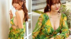 Ninh Dương Lan Ngọc mặc quá sexy táo bạo khi làm dâu gia đình quyền quý xứ Huế