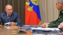 Putin họp với tướng lĩnh, tuyên bố đanh thép về chất lượng vũ khí