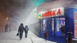 Cuộc sống trong bóng tối ở thành phố Nga không có ánh Mặt trời suốt một tháng