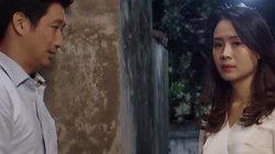 """""""Hoa hồng trên ngực trái"""" tập 41: Thái quỳ gối xin vợ cũ quay về, Khuê vì con """"nhắm mắt đưa chân""""?"""
