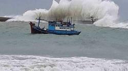 Tối nay (25/12), bão Phanfone giật cấp 14 đi vào Biển Đông