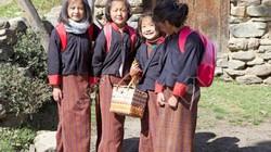 """Lý do khiến Bhutan được mệnh danh """"đất nước hạnh phúc nhất thế giới"""""""