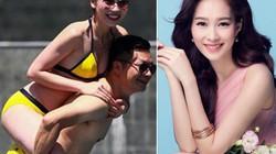 """Vợ Á hậu kém 16 tuổi của Shark Hưng được ví như chị em sinh đôi với """"thần tiên tỷ tỷ"""" Vbiz"""