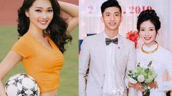 Bị so sánh với vợ mới cưới của Phan Văn Đức, á khôi Ngọc Nữ đáp trả bất ngờ