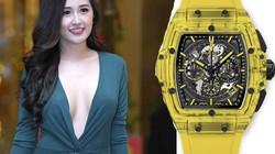 Mai Phương Thuý chi 2 tỷ mua đồng hồ Hublot dịp Noel