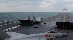 Điểm danh máy bay quân sự TQ trang bị trên tàu sân bay nội địa Sơn Đông