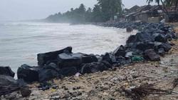 Thông tin mới về vị trí và cường độ của bão số 8 Phanfone trên Biển Đông