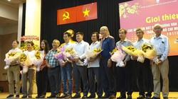 Giao lưu, giới thiệu các tác phẩm đạt giải thưởng văn học nghệ thuật TP.HCM