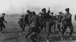 Sự thật về trận bóng hi hữu ngày Giáng sinh trong Chiến tranh thế giới I