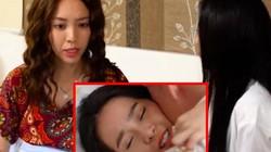 """Nữ diễn viên từng """"cảm nắng"""" Hoài Lâm bị Thu Trang mắng té tát vì lỡ qua đêm với trai lạ"""