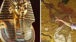 Hình vẽ trong hầm mộ hoàng đế trẻ nhất Ai Cập hé lộ điều chấn động