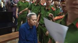 """Xử vụ """"đất vàng"""" 15 Thi Sách: Ông Nguyễn Hữu Tín từ chối nói về các văn bản mật"""