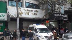 Người đàn ông tử vong khi hút mỡ bụngtại thẩm mỹ viện ở Hà Nội