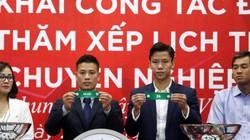 """Bốc thăm V.League 2020: Hà Nội FC """"nhức óc"""" ngay trận đầu"""