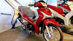 Chi tiết Honda Wave 125i Thái đang đội giá cao ngất tại Việt Nam
