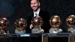 5 kỷ lục khủng chờ Lionel Messi phá trong năm 2020