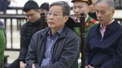 Cựu Bộ trưởng Nguyễn Bắc Son lĩnh án tù chung thân