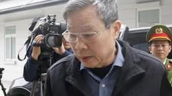 CLIP: Dẫn giải ông Nguyễn Bắc Son sau khi nhận án tù chung thân
