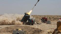Hơn 10 tên lửa nã vào căn cứ quân sự Mỹ tại Iraq