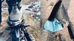"""Một """"hiệp sĩ"""" bị bắn khi truy bắt 2 đối tượng """"đá nóng"""" xe máy"""