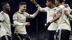 Kết quả, BXH Premier League đêm 28/12, rạng sáng 29/12: M.U thắng, Spurs hòa cay đắng