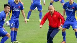 HLV Park Hang-seo chính thức loại 3 tuyển thủ U23 Việt Nam