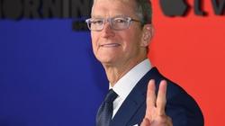 Chứng khoán ngành công nghệ thăng hạng nhờ Apple và AMD