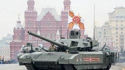 Nga trang bị tính năng chưa từng có cho siêu tăng T-14 Armata