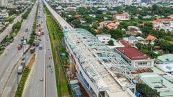"""Trước nguy cơ """"vỡ tiến độ"""", TP.HCM đốc thúc xây dựng 2 tuyến metro"""