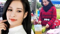 """Cô gái bán dưa chuột có giọng hát cực chất: Ngã ngửa thân thế """"đệ tử"""" Quang Tèo"""