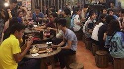 Nhà hàng, quán ăn hốt bạc dịp Tết Dương lịch