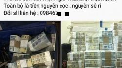 """Cận Tết, dịch vụ đổi tiền lẻ lại """"vào mùa"""": Cả vali chỉ dùng để chứa tiền lẻ"""