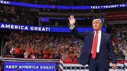 Nhà Trắng công bố 10 thành tích lớn nhất của Tổng thống Trump trong năm 2019