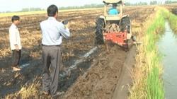 Tức khí chế tạo máy đắp bờ ruộng, được Thủ tướng tặng Bằng khen