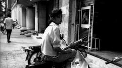 Ảnh cực độc về xe máy ở Việt Nam năm 1992