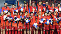 ĐT bóng đá nữ Việt Nam dự SEA Games 30: Thiếu ăn vẫn phải giành HCV