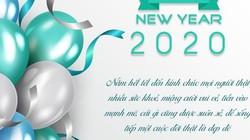 Thiệp chúc mừng năm mới 2020 đẹp nhất, ý nghĩa nhất