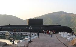 Độc đáo mô hình du lịch tàu ngầm kilo trên núi ở Khánh Hòa