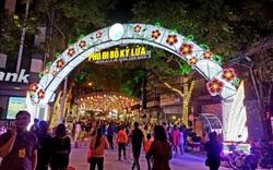 Hàng nghìn người chen chân khám phá phố đi bộ đầu tiên ở Lạng Sơn