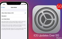 iPhone 12 thay đổi quan trọng về cập nhật iOS, dùng mạng 5G