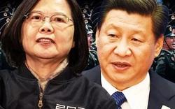 """Trung Quốc khoe cơ bắp """"nắn gân"""" Đài Loan giữa lúc Mỹ đang rối ren"""