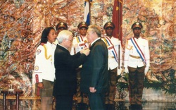 """Triển lãm ảnh """"Cuba trong trái tim nhân dân Việt Nam"""""""
