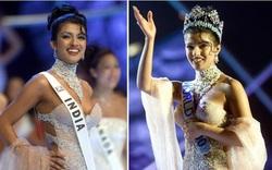 """Hoa hậu Thế giới kể lại sự cố suýt """"lộ hàng"""" trong khoảnh khắc đăng quang"""