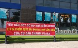 Cư dân Charm Plaza tố chủ đầu tư chiếm nhà tang lễ cộng đồng