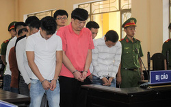 Quảng Nam: Lừa đảo chiếm đoạt tài sản, 12 bị cáo nhận hơn 100 năm tù
