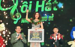 Quán quân Tuyết Mai kể về thời muốn đi hát để kiếm tiền giúp đỡ bố mẹ